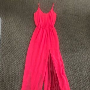 Rory Beca Nikee maxi dress small
